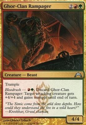 Gatecrash: Ghor-Clan Rampager