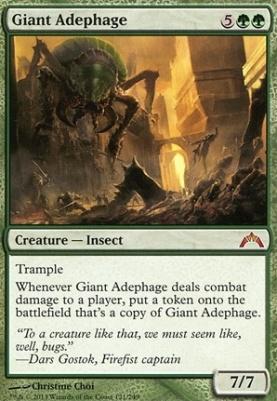 Gatecrash: Giant Adephage