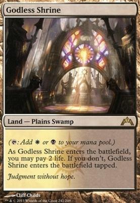 Gatecrash: Godless Shrine
