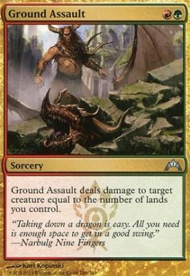 Gatecrash: Ground Assault