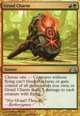 Gatecrash: Gruul Charm