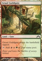 Gatecrash: Gruul Guildgate