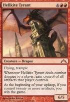 Gatecrash: Hellkite Tyrant