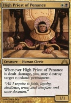 Gatecrash: High Priest of Penance