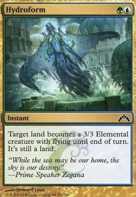 Gatecrash: Hydroform