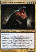 Gatecrash: Lazav, Dimir Mastermind