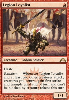 Gatecrash: Legion Loyalist