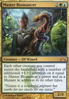 Gatecrash Foil: Master Biomancer