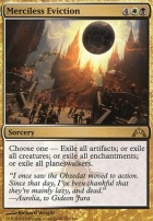 Gatecrash Foil: Merciless Eviction