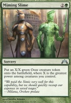 Gatecrash Foil: Miming Slime