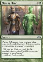 Gatecrash Foil: Miming Slime