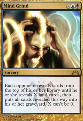 Gatecrash: Mind Grind
