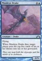 Gatecrash Foil: Mindeye Drake