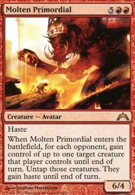 Gatecrash: Molten Primordial