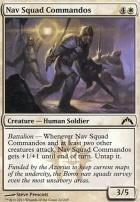 Gatecrash: Nav Squad Commandos