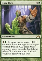 Gatecrash Foil: Ooze Flux