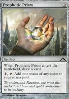 Gatecrash Foil: Prophetic Prism