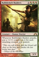 Gatecrash Foil: Rubblebelt Raiders