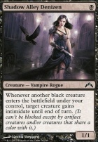 Gatecrash Foil: Shadow Alley Denizen