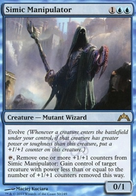 Gatecrash: Simic Manipulator