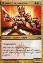 Gatecrash Foil: Skyknight Legionnaire