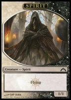 Gatecrash: Spirit Token