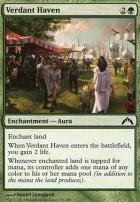 Gatecrash Foil: Verdant Haven
