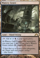 Gatecrash Foil: Watery Grave