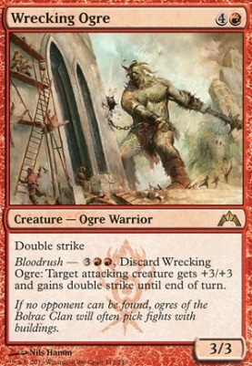 Gatecrash: Wrecking Ogre