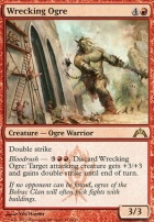 Gatecrash Foil: Wrecking Ogre