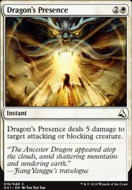 Global Series: Jiang Yanggu & Mu Yanling: Dragon's Presence