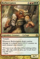 Guildpact Foil: Borborygmos