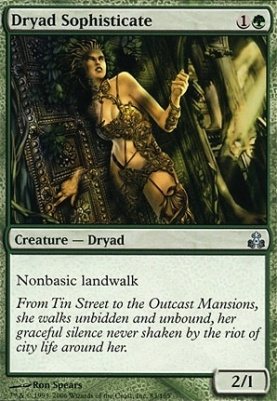 Guildpact: Dryad Sophisticate
