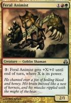 Guildpact Foil: Feral Animist