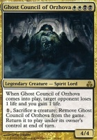 Guildpact Foil: Ghost Council of Orzhova