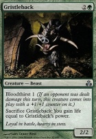 Guildpact Foil: Gristleback