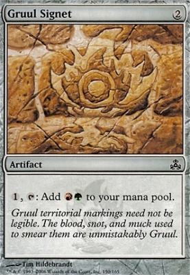 Guildpact: Gruul Signet