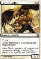 Guildpact Foil: Harrier Griffin