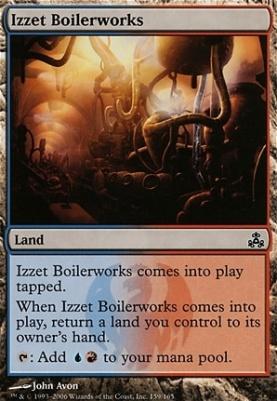 Guildpact: Izzet Boilerworks