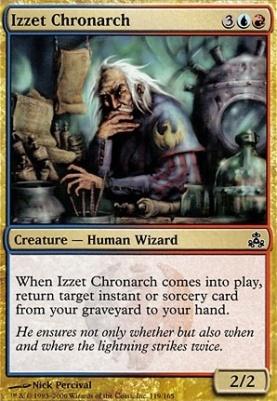 Guildpact Foil: Izzet Chronarch