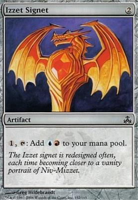 Guildpact: Izzet Signet