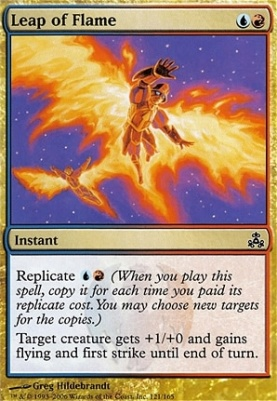 Guildpact: Leap of Flame
