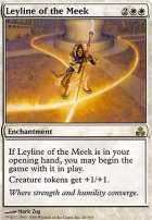 Guildpact: Leyline of the Meek