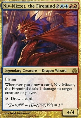 Guildpact Foil: Niv-Mizzet, the Firemind