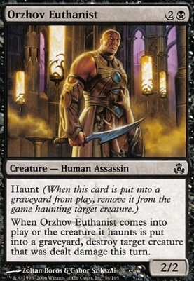 Guildpact Foil: Orzhov Euthanist