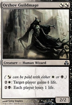 Guildpact: Orzhov Guildmage