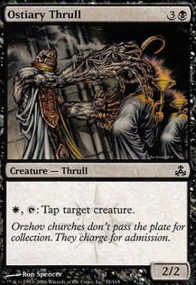 Guildpact Foil: Ostiary Thrull