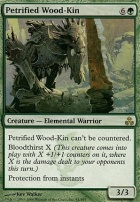 Guildpact Foil: Petrified Wood-Kin