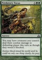 Guildpact: Predatory Focus