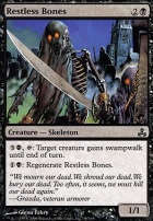 Guildpact Foil: Restless Bones